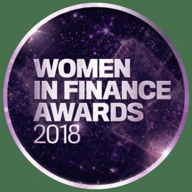 Pauline Ryan - 2018 Women in Finance Awards Finalist - Mentor of the Year